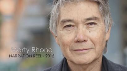 Narration Reel 2015