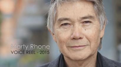 Voice Reel 2015
